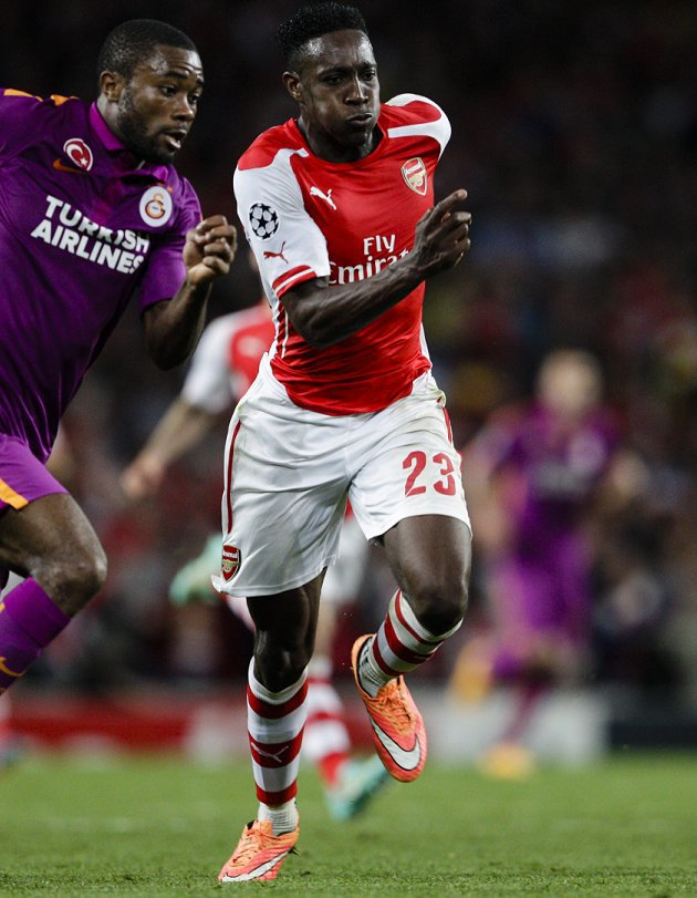 Arsenal striker Welbeck: I used to hate Gibbs!