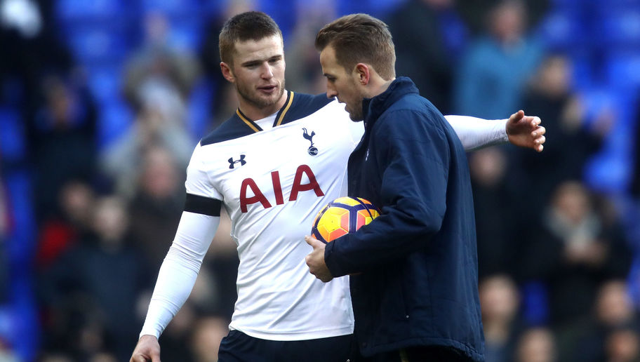 VIDEO: Spurs Striker Claims Teammate Eric Dier Could Become a Good Coach in the Future
