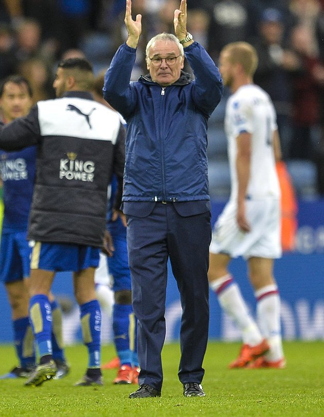 Leicester and title-winning Claudio Ranieri part ways