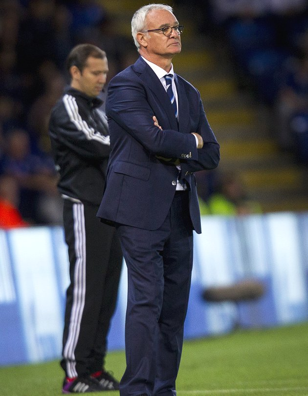 Sacked Leicester boss Claudio Ranieri waits for Fiorentina call