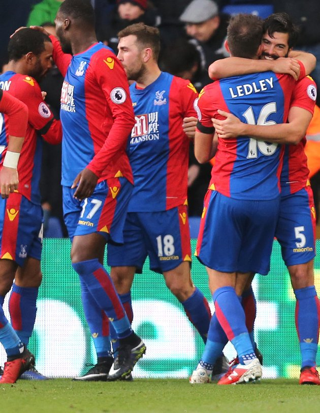 Crystal Palace chief Parish admits relegation contingency plans in place