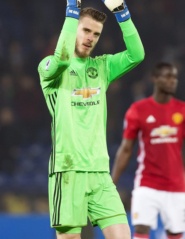 Man Utd keeper De Gea tells Mendes: Call Real Madrid...