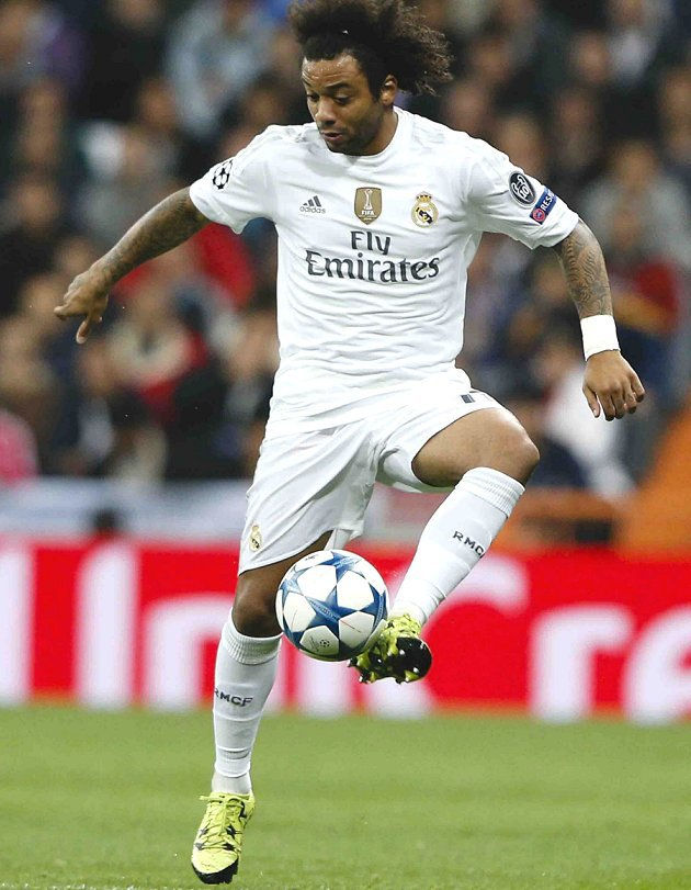 Real Madrid wing-back Marcelo: We never gave up!