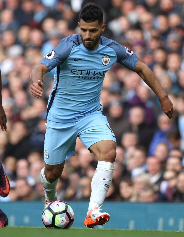 Wantaway Man City ace Aguero seeks Real Madrid talks