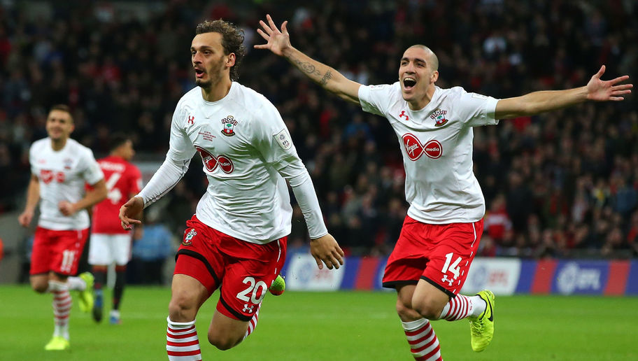 Southampton Midfielder Oriol Romeu Thanks Fans for 'Outstanding' Support at Wembley