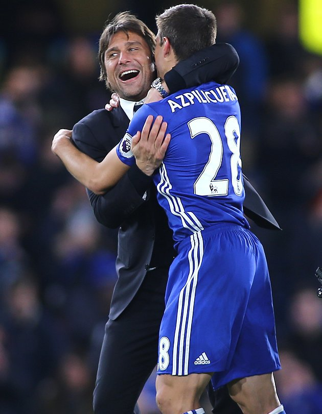 Chelsea could land title over Mourinho's Man Utd in April…