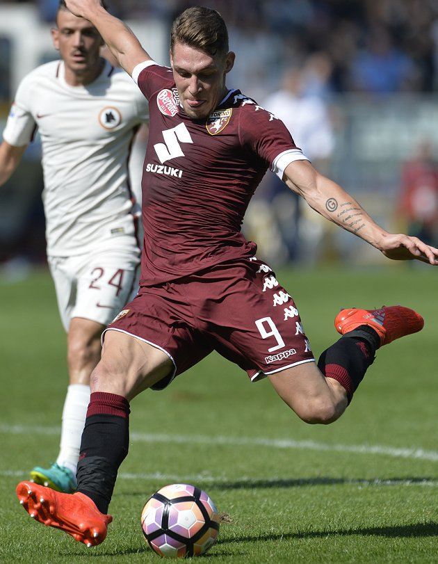 Chelsea scouts saw Torino striker Andrea Belotti hit brace