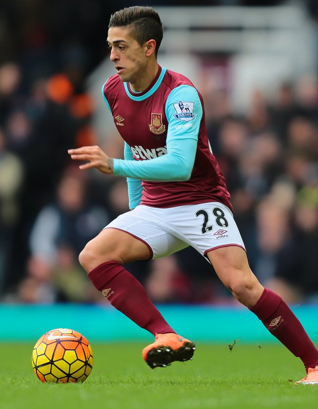 ​West Ham's Obiang desperate for Lanzini to keep showing good form
