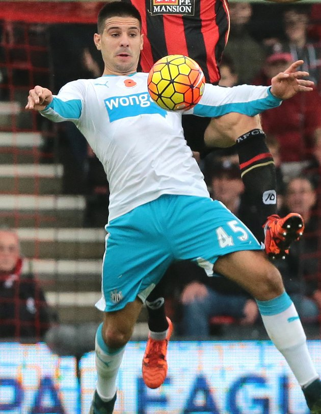 ​Newcastle striker Mitrovic admits to being a reformed character