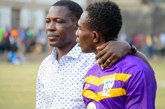 VIDEO: Medeama coach Evans Adotey explains how he frustrated Hearts of Oak