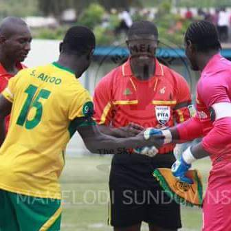 Ex-Dwarfs captain Stephen Aidoo says Ghana Premier League standard is like a 'school game'