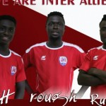Inter Allies unveil new jerseys for the season