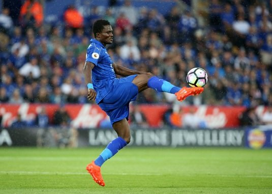 Leicester City defender Daniel Amartey ponders future amidst Hannover 96 interest