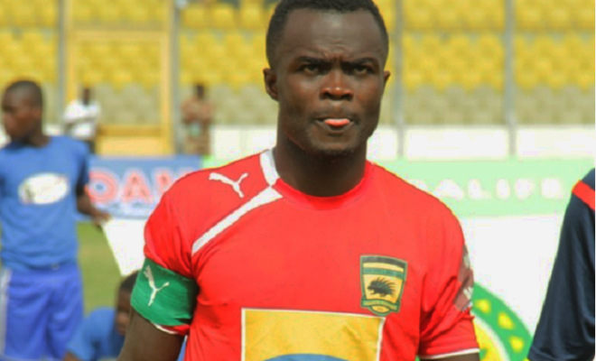 CAF Confederation Cup: Kotoko skipper Amos Frimpong warns teammates against complacency ahead of Coton Sport clash