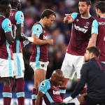 Andre Ayew admits injury woes has frustrated him since joining West Ham United