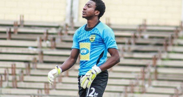 Asante Kotoko goalie Felix Annan wants to end 2017/18 league season with most clean sheets