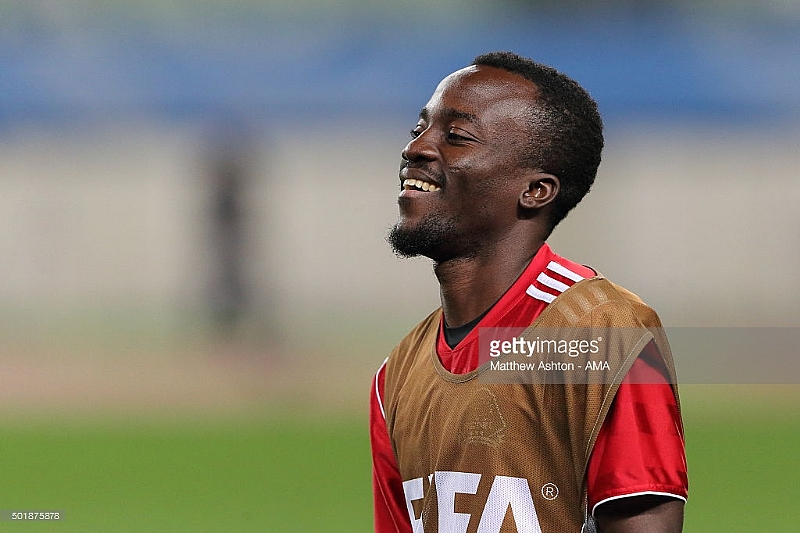 Congo-based Solomon Asante not giving up on Black Stars return