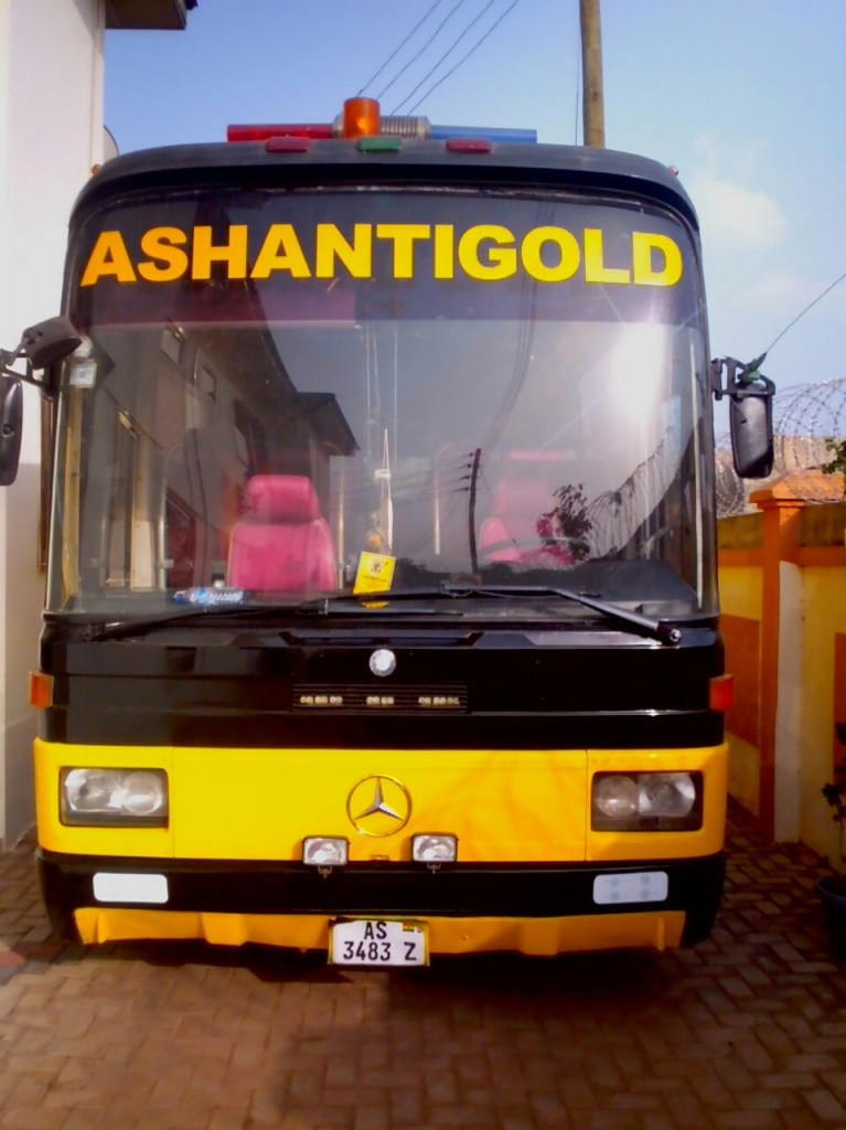 AshGold arrive in Dormaa for Aduana clash despite Fianoo's threat to boycott league