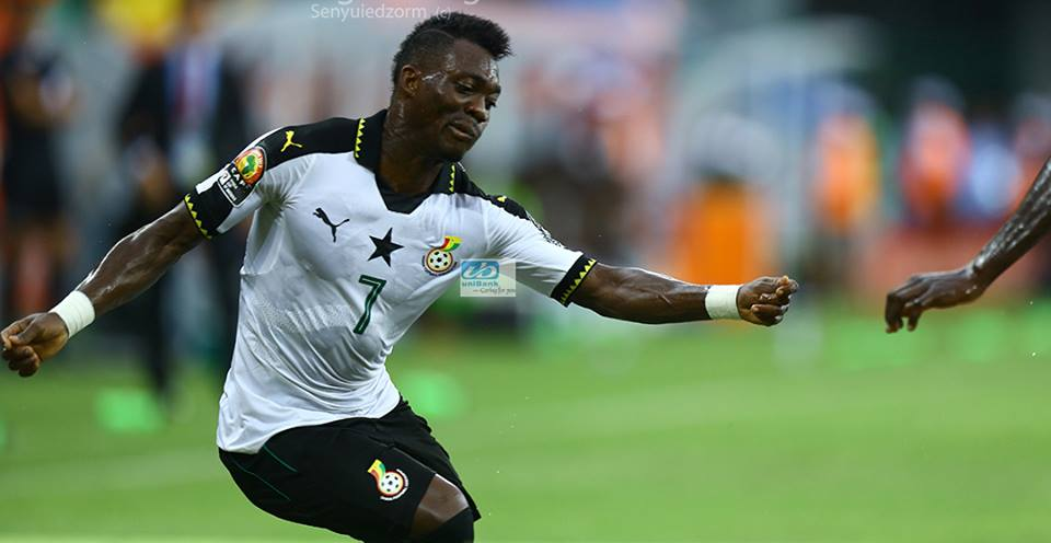 REVEALED: Christian Astu missed out of Black Stars call-up due to injury