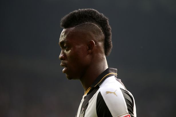 Christian Atsu thinks Newcastle deserved more than the draw with Bristol