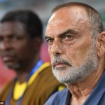 Avram Grant rubbishes claims Andre Ayew influences his selection