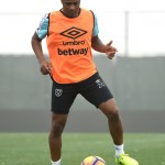 Video: Andre Ayew training with West Ham United in Dubai