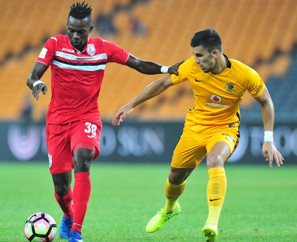 Ghanaian striker Mohammed Anas on target for Free State Stars in South African top flight