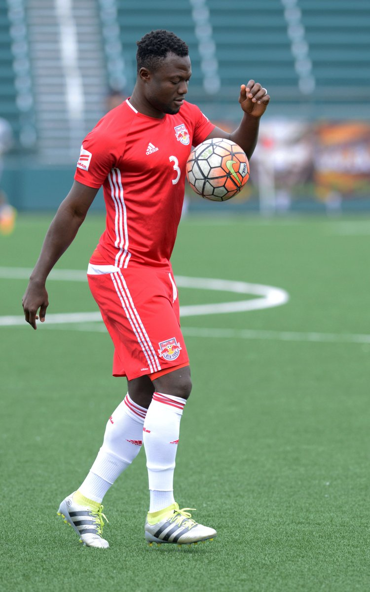 Video: Ghana international Gideon Baah steps up recovery ahead of new MLS season