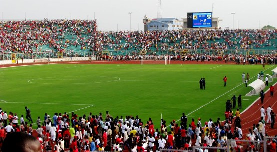 Three thousand seats destroyed at the Baba Yara Sports Stadium-Report