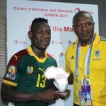 Cameroon star Christian Bassogog named Total Man of 2017 Africa Cup of Nations