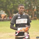 Hearts goalkeeper Ben Mensah earns plaudits after sterling performance against Inter Allies