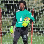 VIDEO: Ghana goalie Razak Brimah training with Spanish fourth-tier side Atletico Malagueno
