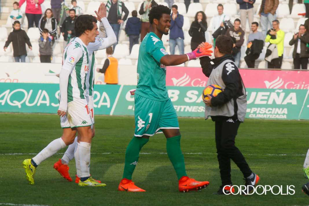 Razak Brimah enjoys second game on the spin with Cordoba