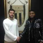 Ghanaian midfielder Albert Bruce receives ITC, set to make Panegialios debut on Sunday
