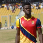 Hearts of Oak striker Cosmos Dauda not getting bogged down by goal drought