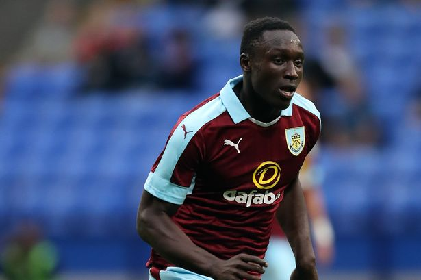Ghanaian striker Daniel Agyei hits brace for Burnley U-23 in win over Crewe U-23