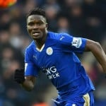 Video: Daniel Amartey trains with his Leicester City team mates ahead of Stoke City clash