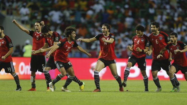 MATCH REPORT: Egypt 2-1 Congo – Late Salah penalty earn Pharaohs World Cup qualification since 1990