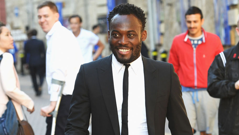 Chelsea legend Michael Essien insists he's not finished yet
