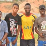 UCC fans visited Hearts of Oak ahead of ongoing Premier League clash against Ebusua Dwarfs