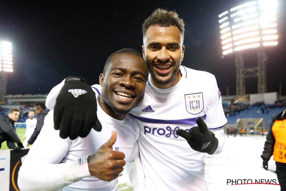 Europa League Wrap: Acheampong, Asare secure qualification; Inaki, Luckassen shipped out