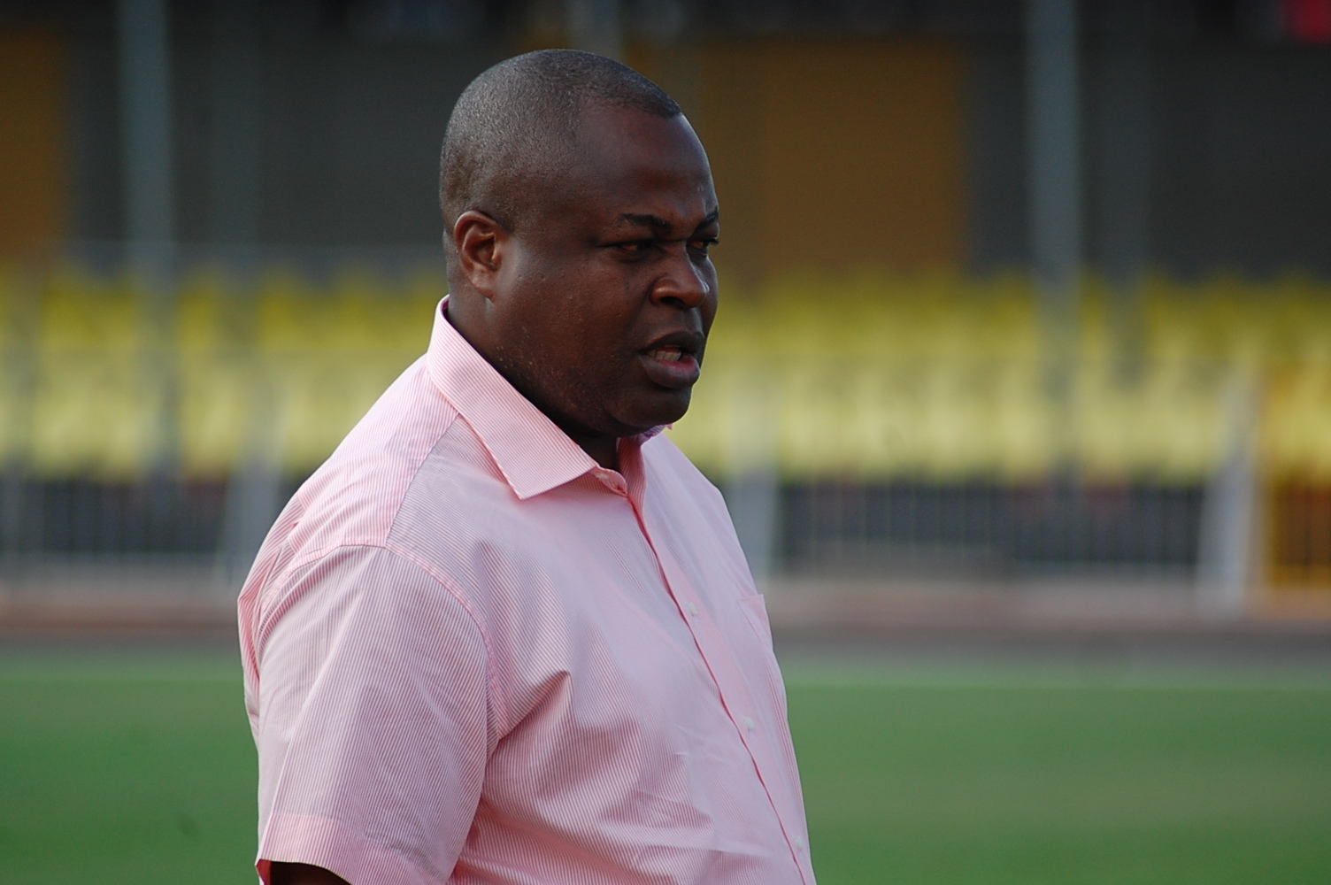 'Patient' Fred Pappoe not in a hurry to succeed Kwesi Nyantakyi as Ghana FA boss