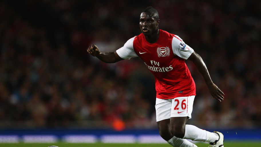 I'm not ready for football- Ex- Arsenal midfielder Emmanuel Frimpong