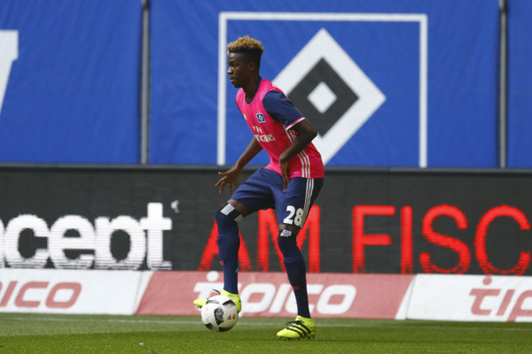 Bayern annihilate Gideon Jung and Hamburg 8-0 in Bundesliga clash