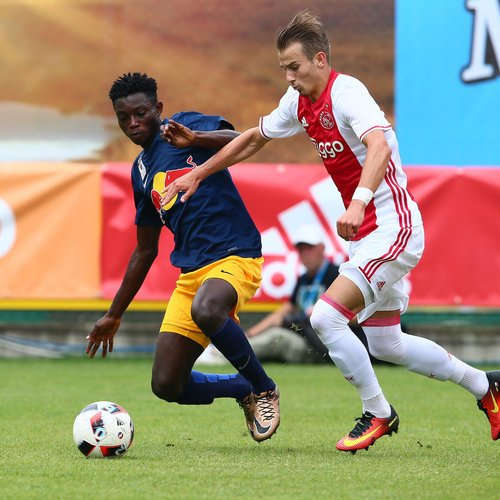 Talented Ghanaian kid Gideon Mensah continues to weave magic in Austria