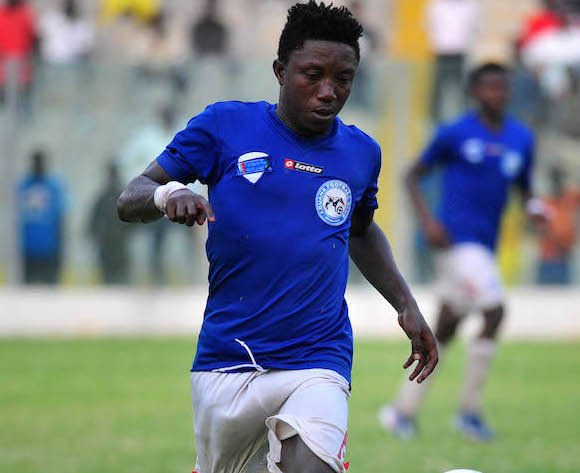 Aduana Stars captain Godfred Saka ruled out for two weeks with ankle injury