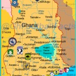 Info-graphic: Location of Ghana Premier League Clubs
