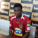 MTN FA Cup: Asante Kotoko talisman Emmanuel Gyamfi suspended for Bekwai Youth Academy clash
