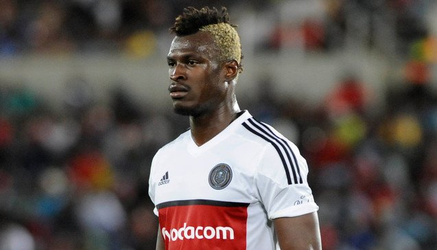 Fans of Orlando Pirates urge club to re-sign Ghana defender Edwin Gyimah