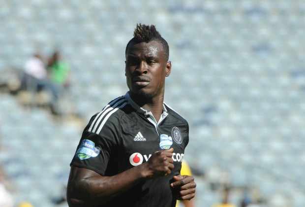 Former Orlando Pirates defender Edward Motale not convinced about reason for Edwin Gyimah departure